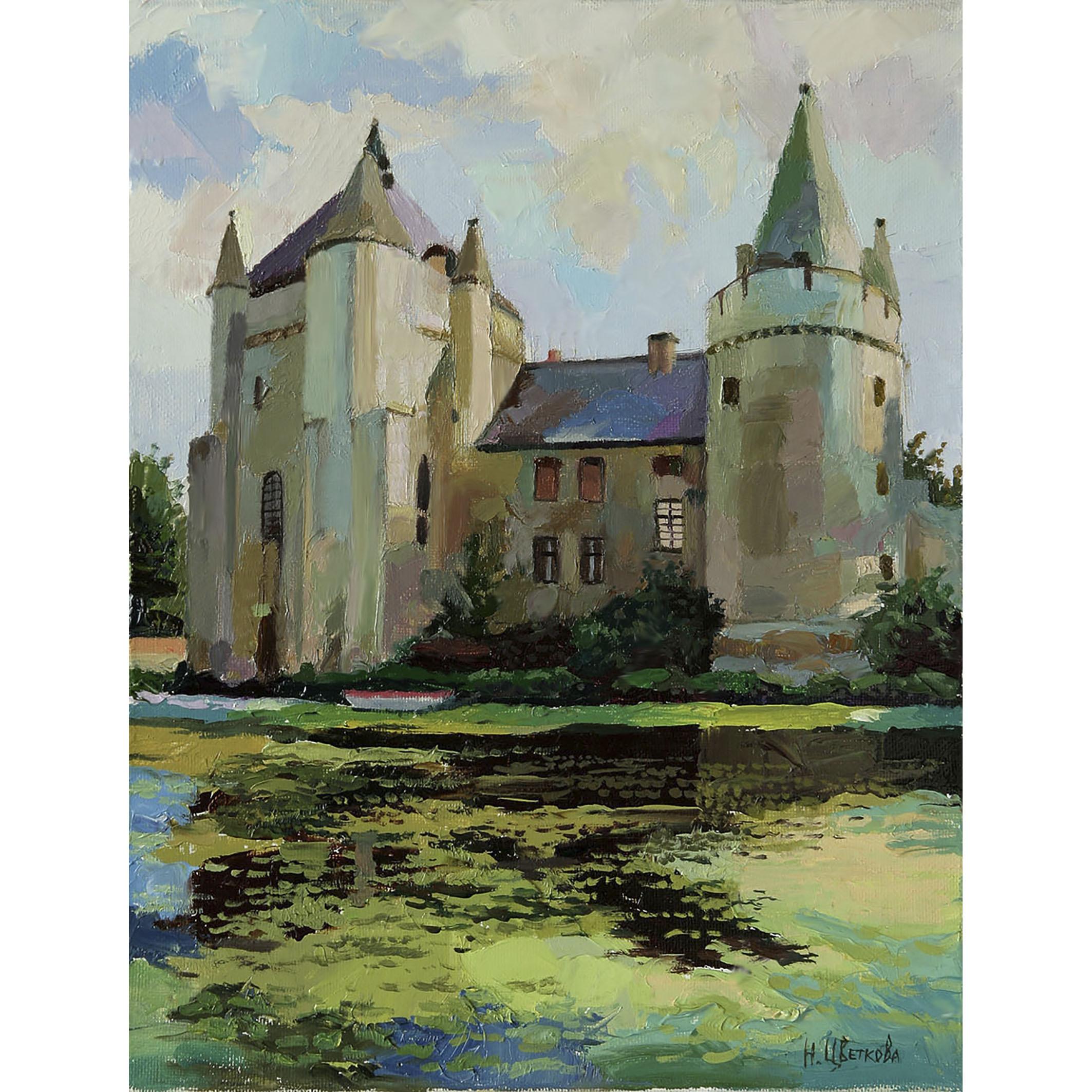 Замок Франция