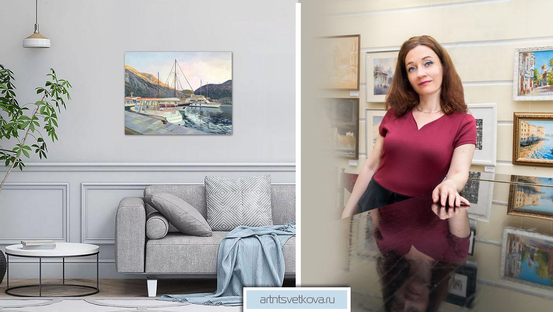 Где купить картины для домашнего интерера